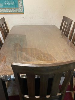 Ashley Furniture Dining Table 6 Chairs for Sale in San Diego,  CA