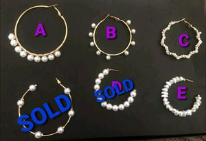 Different style Earrings for Sale in Monrovia, CA