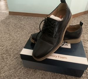 Men's Black Leather 👞 - Size 8 for Sale in Tacoma, WA