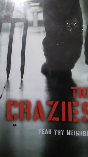 Crazies DVD best offer for Sale in Sprouses Corner, VA