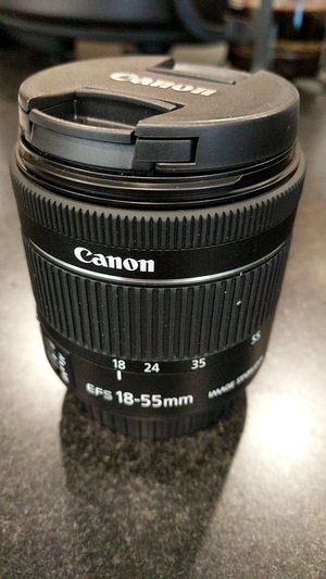 Canon 18-55mm EFS with Image Stabilization for Sale in Baltimore, MD