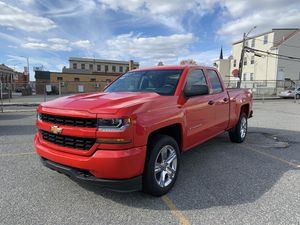 2017 Chevy Silverado 4x4 for Sale in Fall River, MA