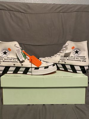 Converse Chuck Taylor All-Star Off Whites for Sale in Flower Mound, TX