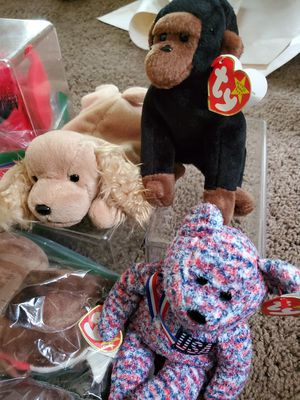 Lot of 13 Original Teeny Beanie Babies Collection for Sale in Lithonia, GA