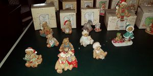 Cherished Teddies Collection and Buildings for Sale in Levittown, PA