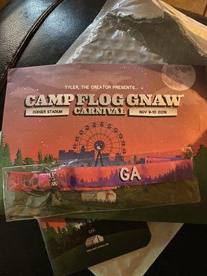 Camp Flog Gnaw Wristband for Sale in Santa Clarita, CA