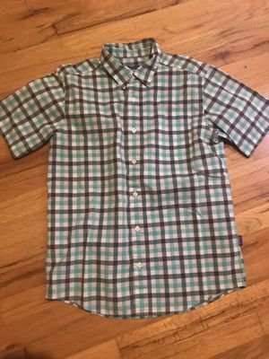 Men's Patagonia Organic Cotton Button Up Polo for Sale in Denver, CO