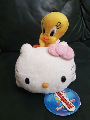 Sanrio Hello Kitty and Tweety Plush Toy/Stuffed Animal for Sale in Chicago, IL