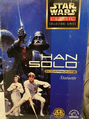 Star Wars Han Solo In Carbonite statue for Sale in Perris, CA