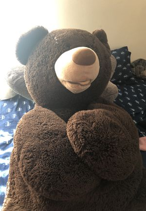 The best large stuffed bear! for Sale in Azusa, CA
