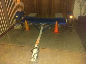 2009 tow dolly in very good condition for Sale in North Highlands, CA