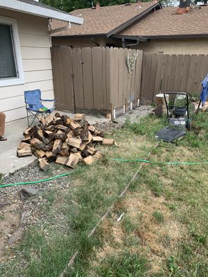Fire wood $20.00 you pick up for Sale in Modesto, CA