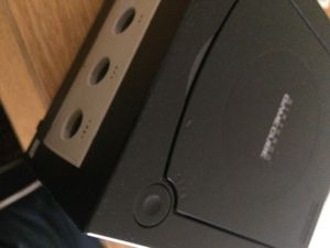 GameCube with hookups and controllers for Sale in Oxon Hill, MD