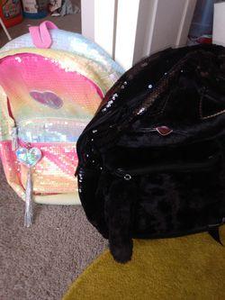 2 Girls Backpack Never Used$10 Each for Sale in Alexandria,  VA