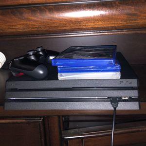 PlayStation 4 Pro 1TB for Sale in Miami, FL