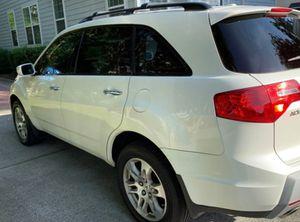 •Low Price• 2009 Acura MDX White FWDWheels for Sale in Shreveport, LA