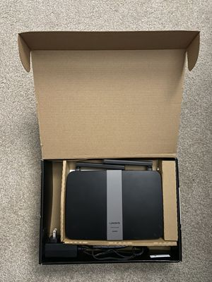 Linksys EA6350 AC1200+ Dual-Band WiFi Router for Sale in Canton, MI
