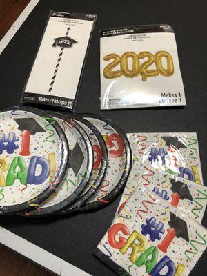 2020 grad stuff for Sale in Hanford, CA