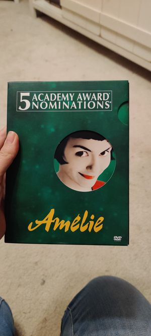 Pre-owned like new Amelie DVD for Sale in Aurora, IL