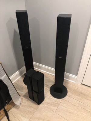 Home theater entertainment speakers for Sale in Philadelphia, PA