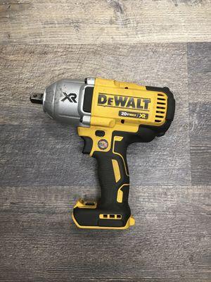 DEWALT dcf899 20V Cordless High Torque 1/2-in Impact Wrench for Sale in Lynn, MA