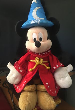 Fantasia Mickey Mouse 2017 edition for Sale in Santa Maria, CA