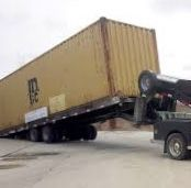 Used Containers- 40' High Cube WWT Cargo Connex Containers for Sale in Saginaw, MI