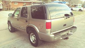 2000 Chevy blazer.4x4 all wheel drive pewter for Sale in Ogden, UT