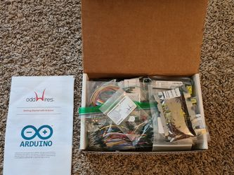Arduino Deluxe Starter Kit w/ Arduino Mega for Sale in Hillsboro,  OR