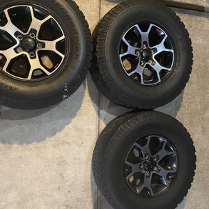 Jeep Rubicon (4) Wheels 2019 for Sale in La Puente, CA