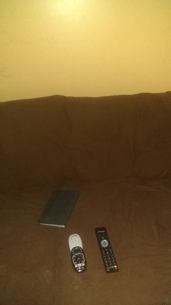 I have a two piece couch for sale