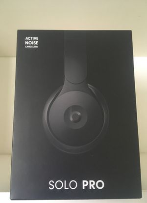 Beats solo pro brand new never used for Sale in San Diego, CA