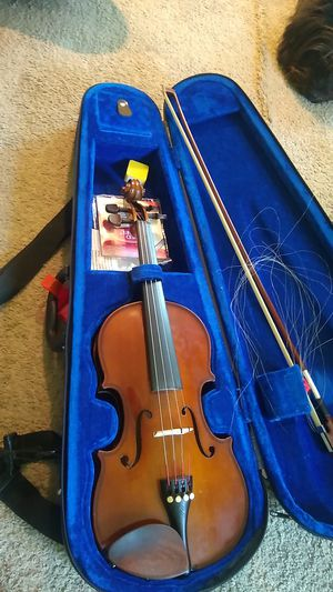 Violin and bow for Sale in San Francisco, CA