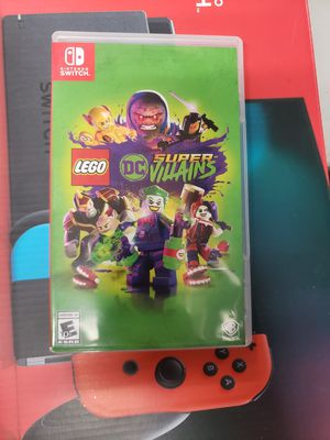 Nintendo switch DC villains for Sale in Galt, CA
