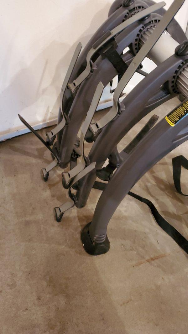 Saris bike rack - Trunk mounted