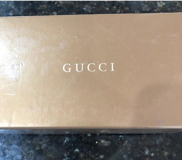 Gucci pearls Glasses Rare