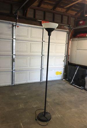 Black floor lamp for Sale in Oakdale, CA