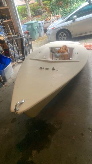 Force 5 sailboat-hull for Sale in Tacoma, WA