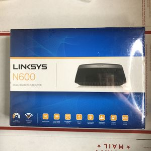 Linksys Router for Sale in Houston, TX