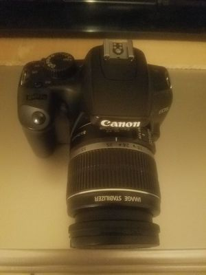 Canon rebel xs for Sale in Forney, TX