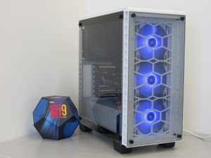 ** FINANCING + BRAND NEW** Custom Build Top Of The Line Gaming Desktop Computer PC Intel Core i9-9900K 32GB RAM 1TB NVMe SSD NVIDIA RTX 2080(8GB) for Sale in Fontana, CA