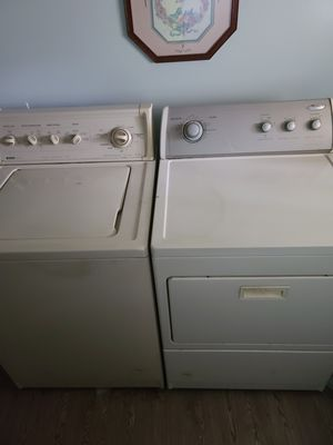 Washer and Dryer for Sale in Alexandria, OH