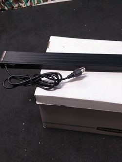 33 Inch Fish Tank Light Trade For Filter Pump for Sale in Las Vegas,  NV