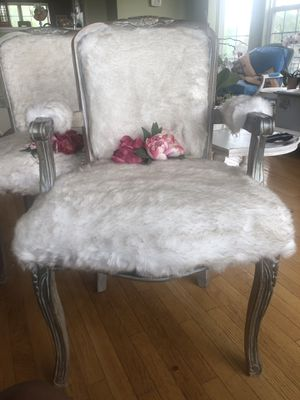French provincial chairs for Sale in Frederick, MD