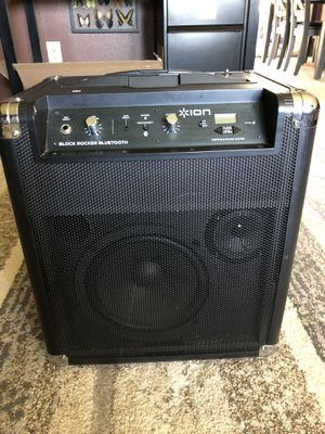 Ion Bluetooth speaker for Sale in Portland, OR