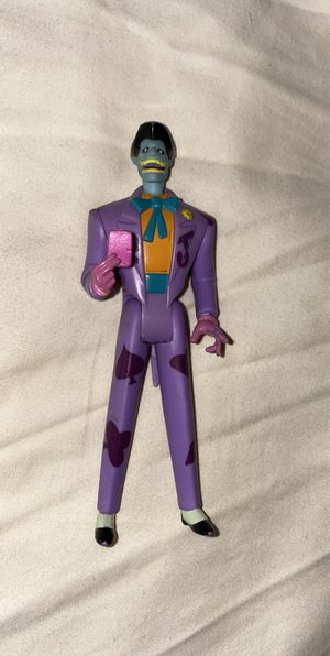 Vintage 90s Batman joker 🃏 collectible Toy for Sale in Buena Park, CA