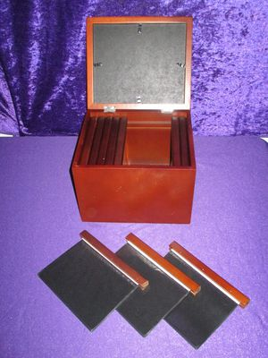 Oak Wood Multi Photo Album Memoir for Sale in Stuart, FL