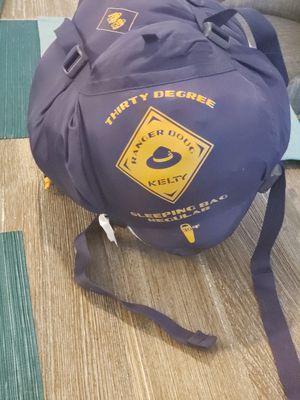 Kelty ranger Doug 30° ultralight sleeping bag for Sale in Chandler, AZ