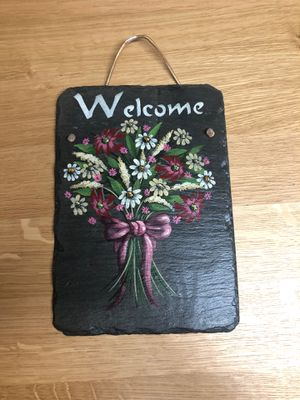 Welcome sign for your home for Sale in Malden, MA