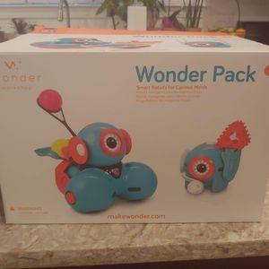 Wonder Workshop Wonder Pack Dash & Dot for Sale in Virginia Beach, VA